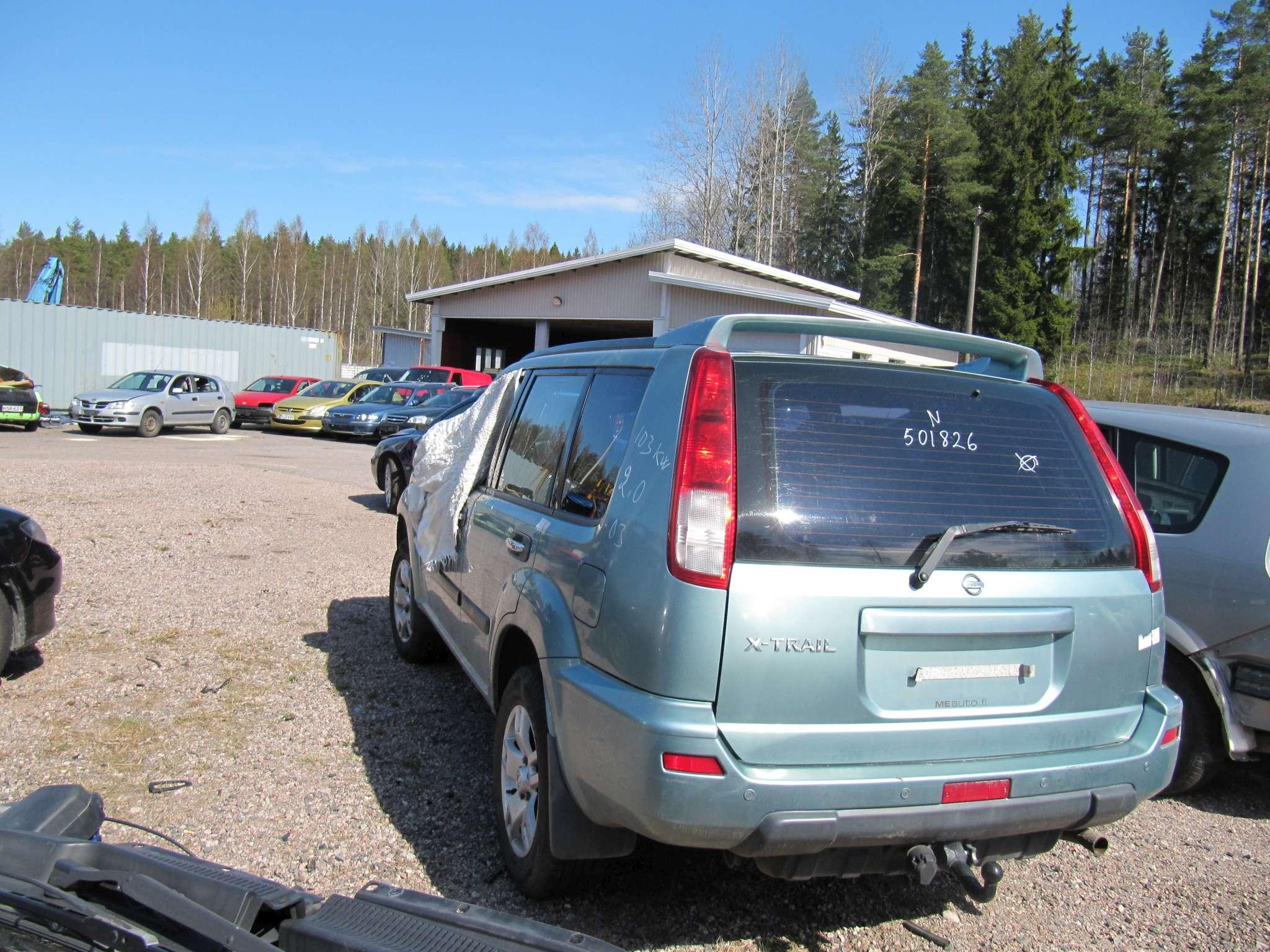 Autopurkaamo Lahti
